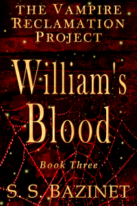 The Vampire Reclamation Project - Book Three